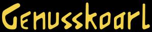 Genusskoarl Logo